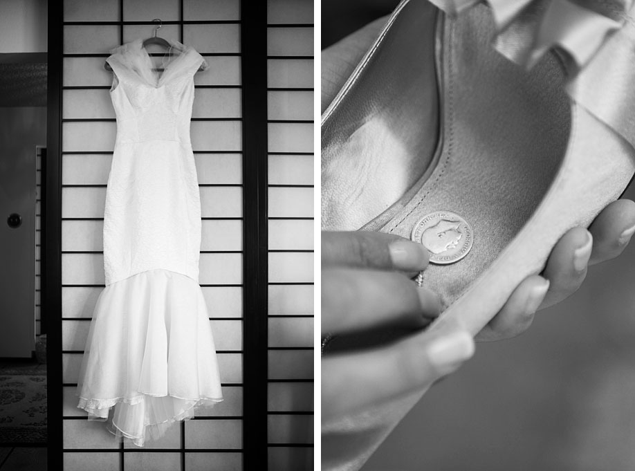 Dress and Shoe with Penny
