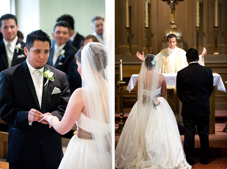 Exchanging Rings and Vows