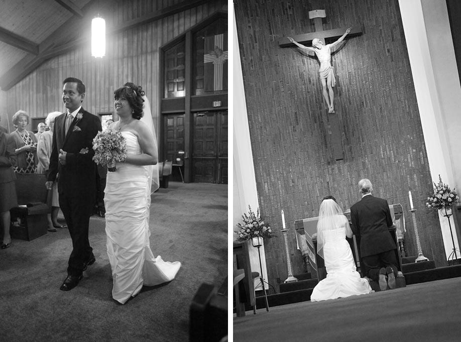 Bride Entrance/Ceremony