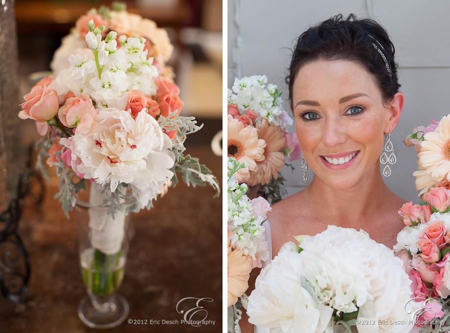 Flowers and Brandi