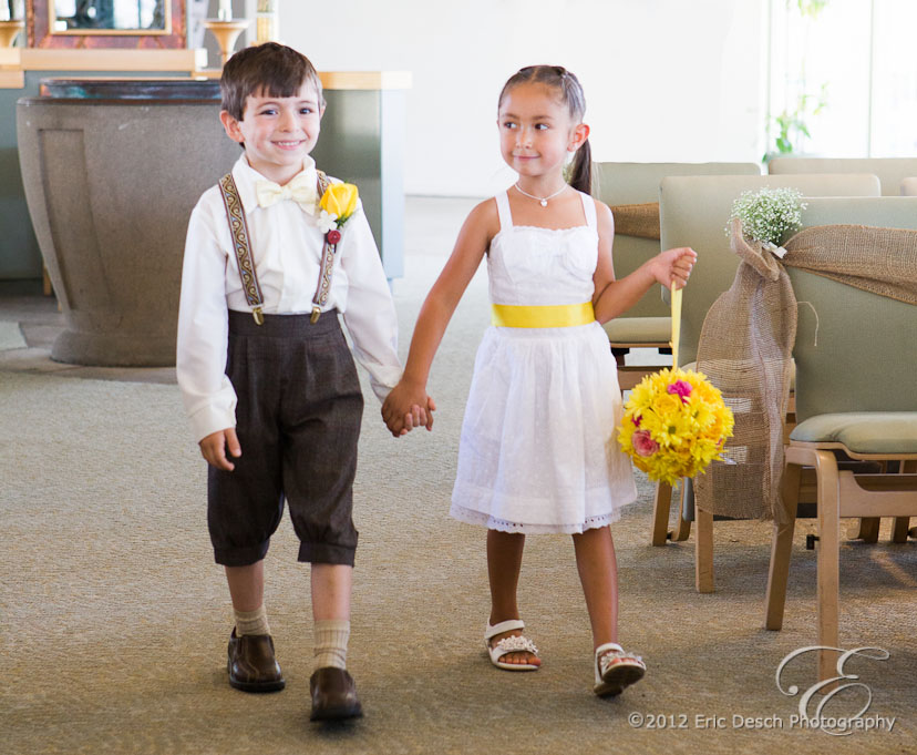 Ring Bearer, Flower Girl