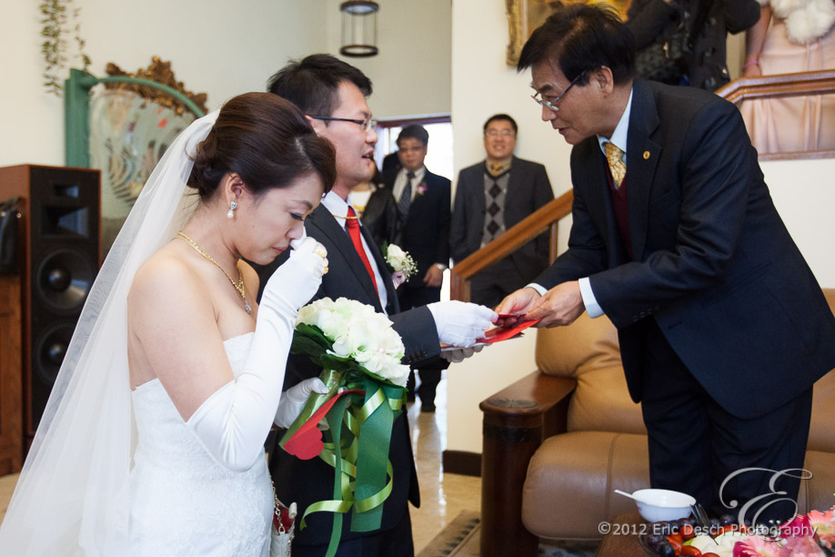 Taking Bride from Parents